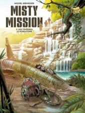 Misty Mission -3- Des ténèbres au purgatoire
