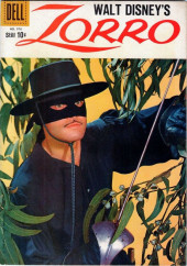 Four Color Comics (Dell - 1942) -976- Walt Disney's Zorro