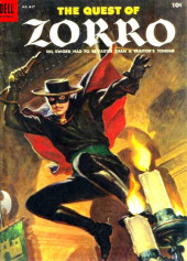 Four Color Comics (Dell - 1942) -617- The Quest of Zorro