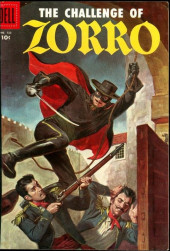 Four Color Comics (Dell - 1942) -732- The Challenge of Zorro