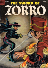 Four Color Comics (Dell - 1942) -497- The Sword of Zorro