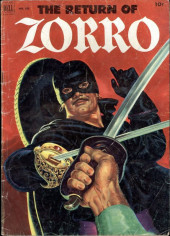 Four Color Comics (Dell - 1942) -425- The Return of Zorro