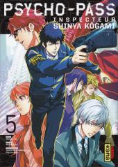 Psycho-Pass - Inspecteur Shinya Kôgami -5- Tome 5