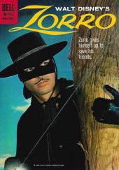 Walt Disney's Zorro (Dell - 1960) -10- (sans titre)
