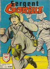 Sergent Gorille -26- Gorille et le momie