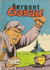 Sergent Gorille -25- Le sous marin japonais