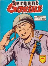 Sergent Gorille -28- Lieutenant