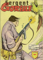 Sergent Gorille -29- Gorille et le perroquet