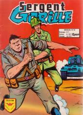 Sergent Gorille -30- Une étrange mission