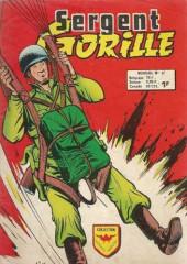 Sergent Gorille -47- Un bleu est arrivé
