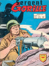 Sergent Gorille -50- L'espion aimait trop le café