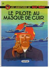 Buck Danny -37c1993- Le pilote au masque de cuir