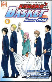 Kuroko's Basket - Replace Plus -5- Tome 5