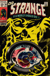 Doctor Strange (1968) -181- If a world should die before i wake...