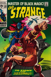 Doctor Strange (1968) -182- And juggernaut makes three