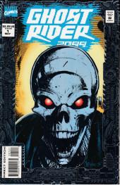 Ghost Rider 2099 (Marvel comics - 1994) -1- Burning chrome