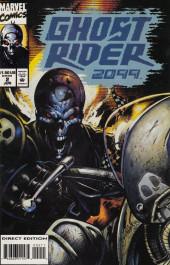Ghost Rider 2099 (Marvel comics - 1994) -2- Detonation boulevard