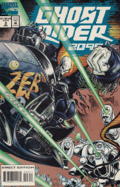 Ghost Rider 2099 (Marvel comics - 1994) -3- Search and destroy