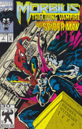 Morbius, The Living Vampire (1992) -3- vs. Spider-Man