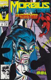 Morbius, The Living Vampire (1992) -4- Bad Medicine