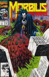 Morbius, The Living Vampire (1992) -7- Cemetrery dance