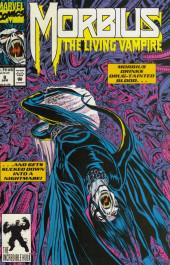 Morbius, The Living Vampire (1992) -8- The algebra of need
