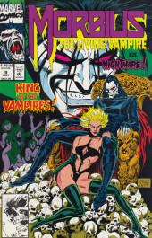 Morbius, The Living Vampire (1992) -9- Dreaming realities