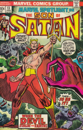 Marvel Spotlight Vol 1 (1971) -13- When Satan stalked the earth