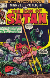 Marvel Spotlight Vol 1 (1971) -19- Demon, demon...Who's got the demon?