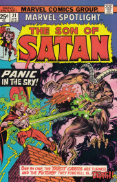 Marvel Spotlight Vol 1 (1971) -21- Panic in the Sky!