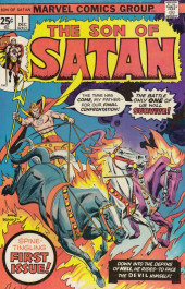 Son of Satan (The) (Marvel comics - 1975) -1- Homecoming!