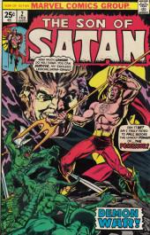 Son of Satan (The) (Marvel comics - 1975) -2- The possession