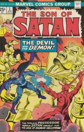 Son of Satan (The) (Marvel comics - 1975) -3- Demon's head