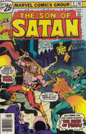 Son of Satan (The) (Marvel comics - 1975) -4- Cloud of witness