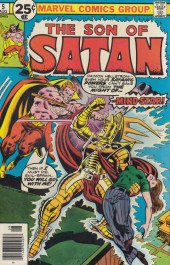 Son of Satan (The) (Marvel comics - 1975) -5- Assassin's mind