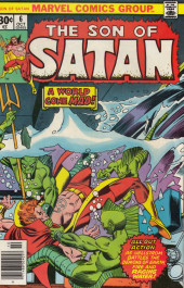 Son of Satan (The) (Marvel comics - 1975)