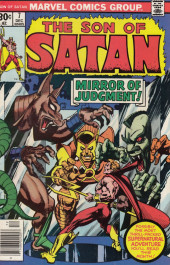 Son of Satan (The) (Marvel comics - 1975) -7- Miror of judgment