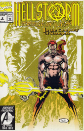 Hellstorm: Prince of lies (Marvel comics - 1993) -2- Strange encounters