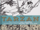 Tarzan: The Complete Russ Manning Newspaper Strips (2013) -1- Volume One: 1967-1969
