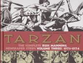 Tarzan: The Complete Russ Manning Newspaper Strips (2013) -3- Volume Three: 1971-1974
