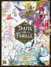 (AUT) Romain, Thomas - Traits de Famille