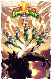 Power Rangers (Mighty Morphin Power Rangers) -3- L'ère de Repulsa