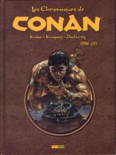 Les chroniques de Conan -22- 1986 (II)