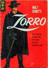 Walt Disney Presents Zorro (Gold Key - 1966) -3- (sans titre)