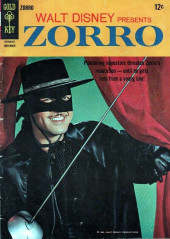 Walt Disney Presents Zorro (Gold Key - 1966) -4- (sans titre)