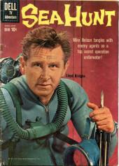 Sea Hunt (Dell - 1960)