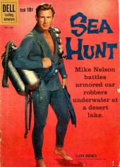 Sea Hunt (Dell - 1960) -7- (sans titre)