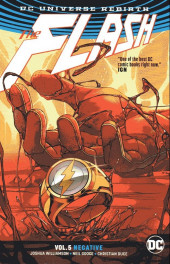 Flash (The) (2016) -INT05- Negative