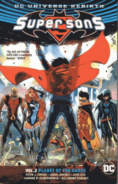 Super Sons (2017) -INT02- Planet of the Capes