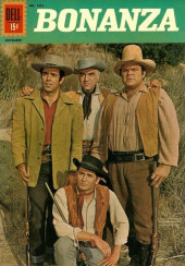 Four Color Comics (Dell - 1942) -1221- Bonanza